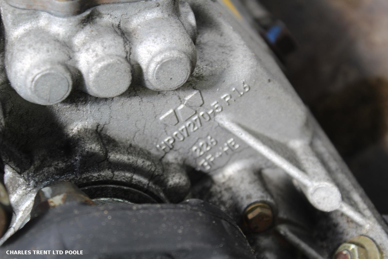 2003 - BMW - Z4 - GEARBOXES / TRANSMISSIONS