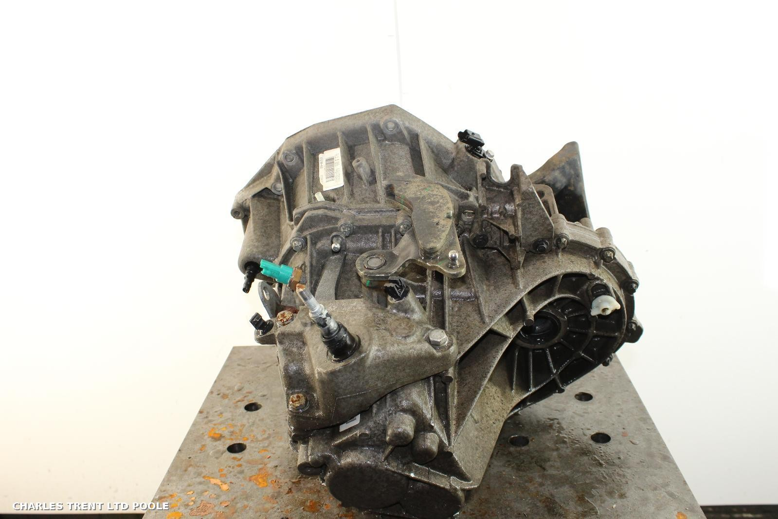 2008 - RENAULT - SCENIC - GEARBOXES / TRANSMISSIONS