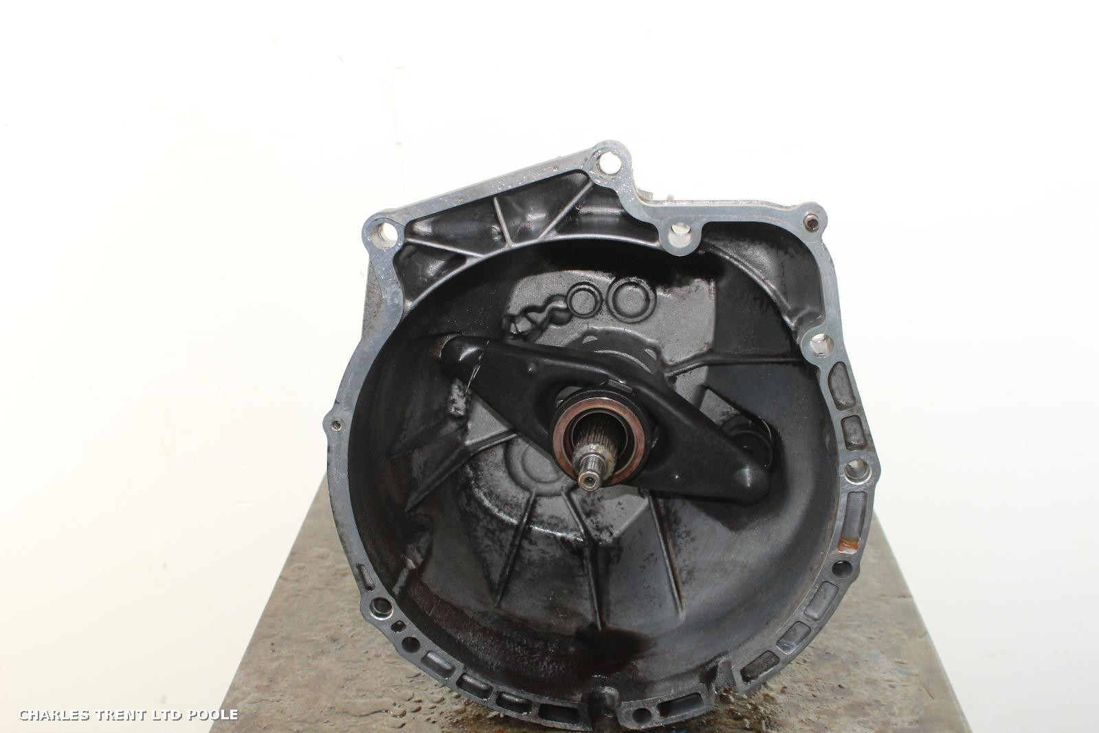 2004 - BMW - Z4 - GEARBOXES / TRANSMISSIONS