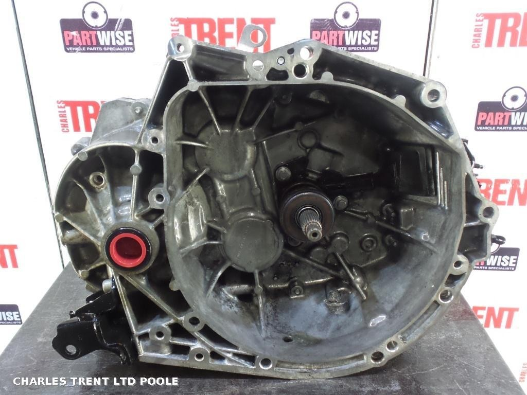 2013 - PEUGEOT - 2008 - GEARBOXES / TRANSMISSIONS