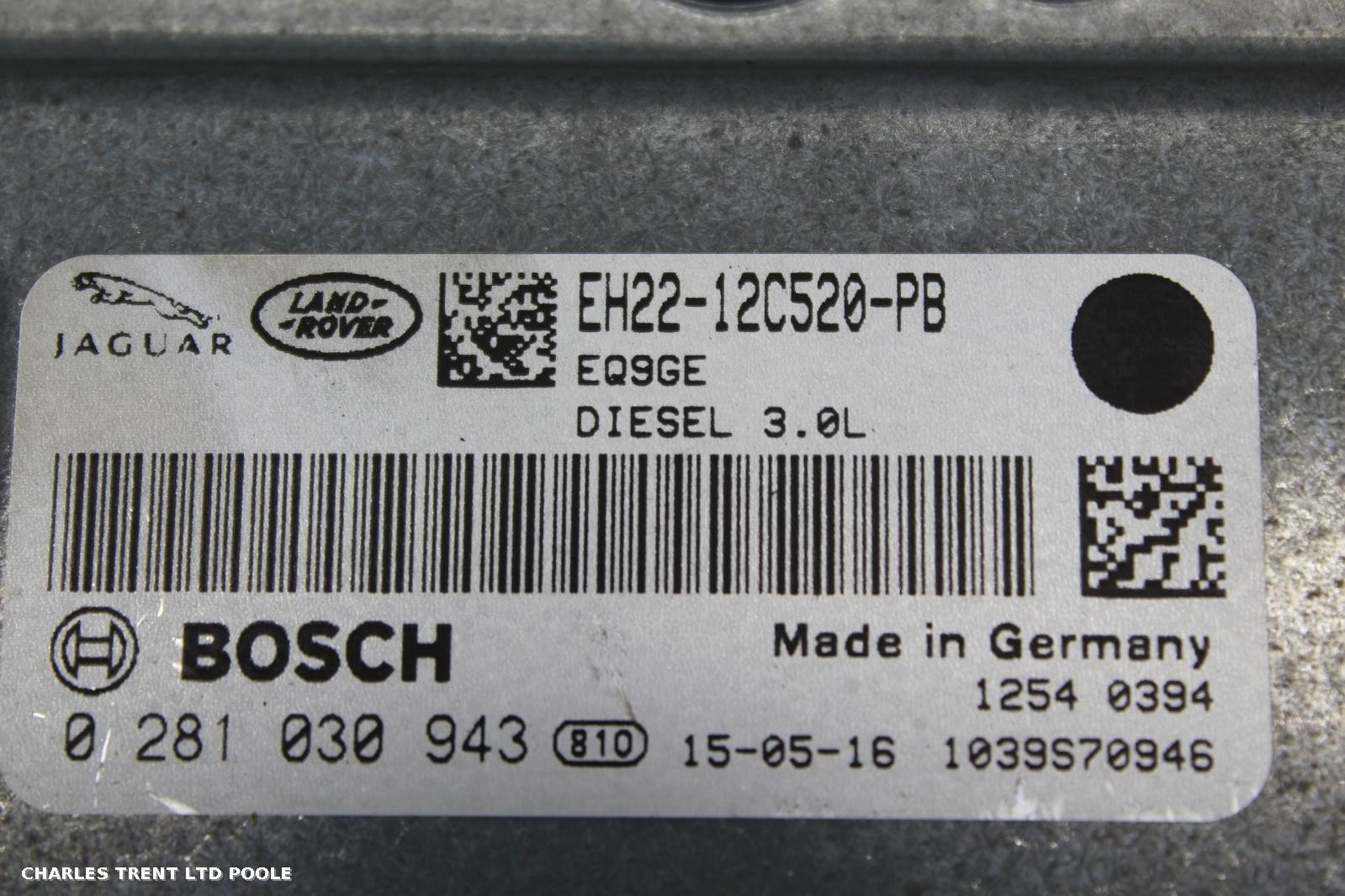 2015 - LAND ROVER - DISCOVERY - ECUS
