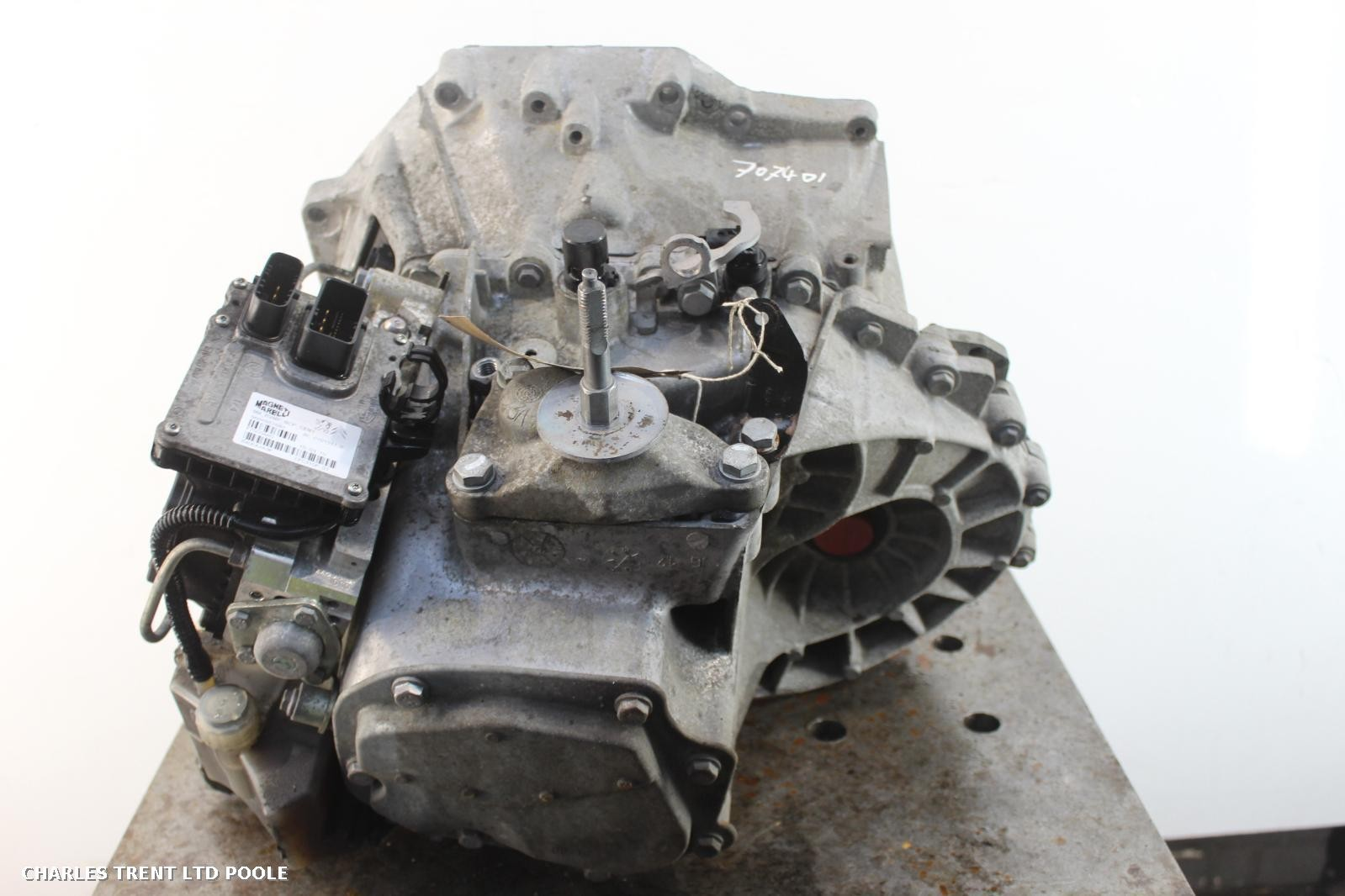 2010 - CITROEN - C4 - GEARBOXES / TRANSMISSIONS