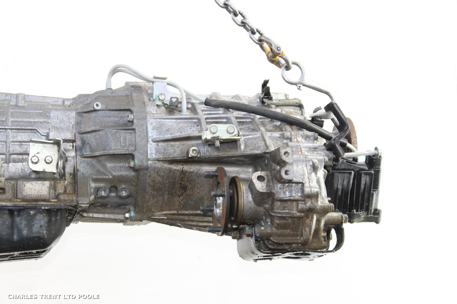 2017 - MITSUBISHI - L200 - GEARBOXES / TRANSMISSIONS