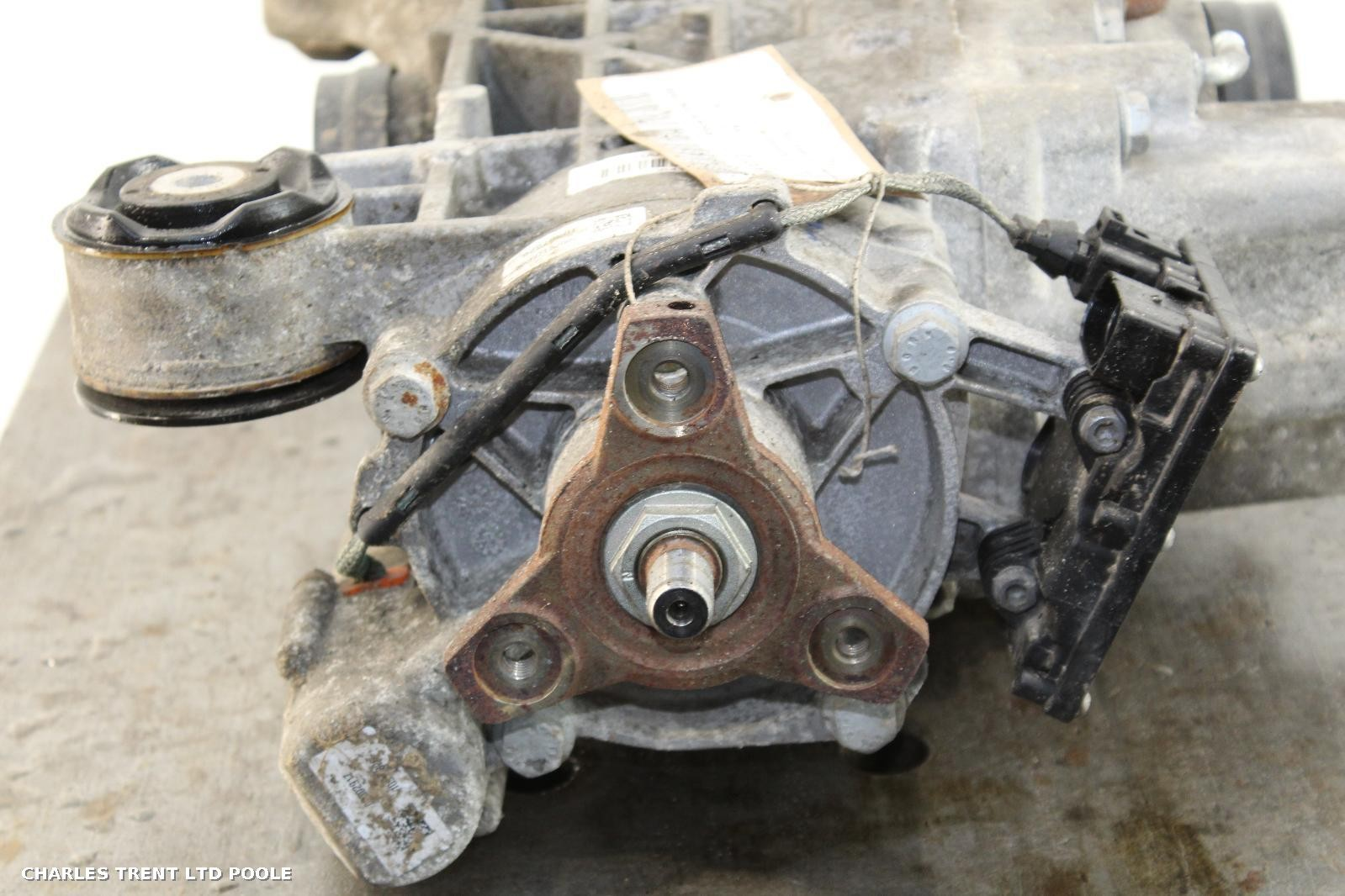 2016 - SEAT - ATECA - DIFFERENTIAL ASSEMBLIES