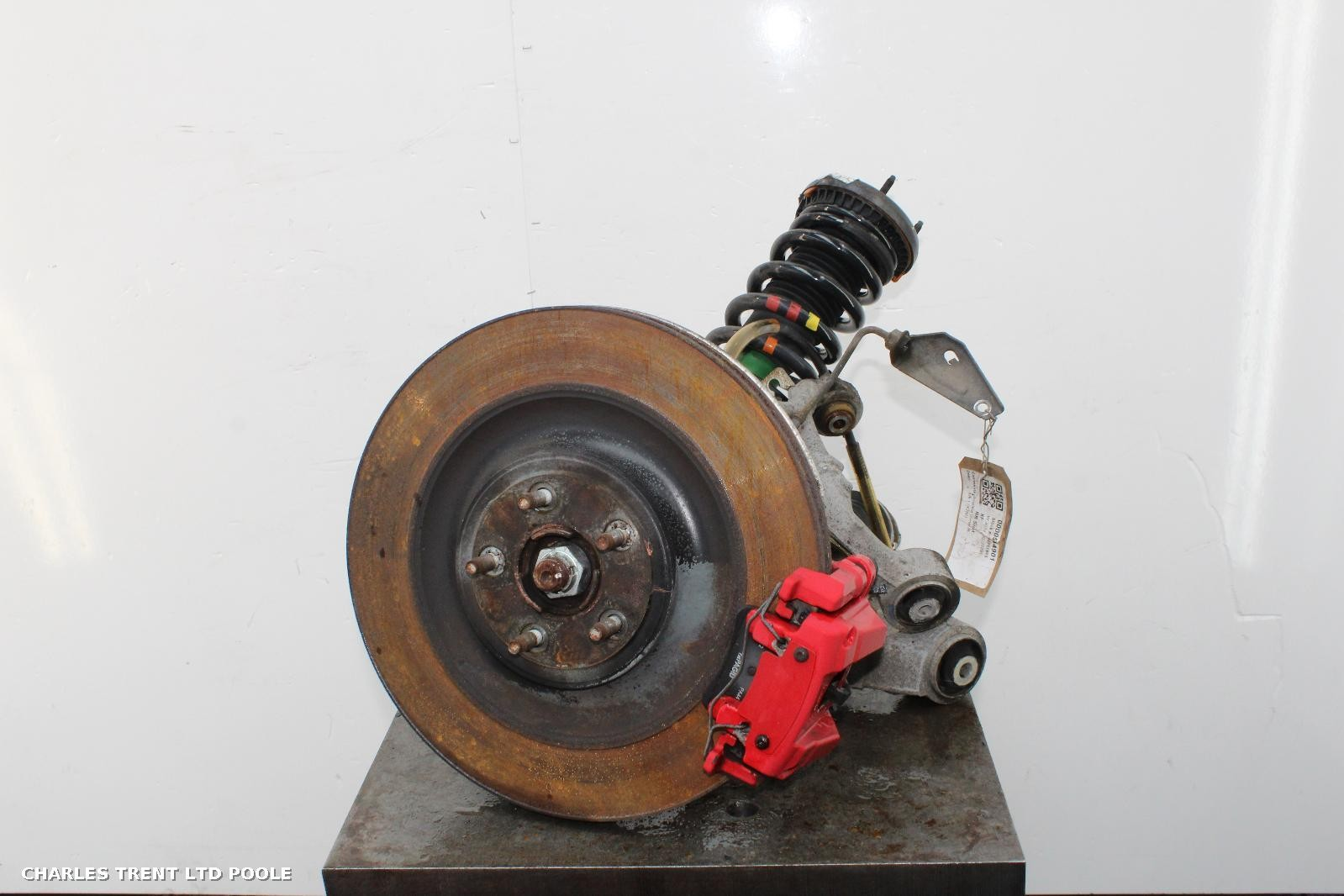 2011 - JAGUAR - XF - STRUT (REAR - RIGHT / DRIVER SIDE)