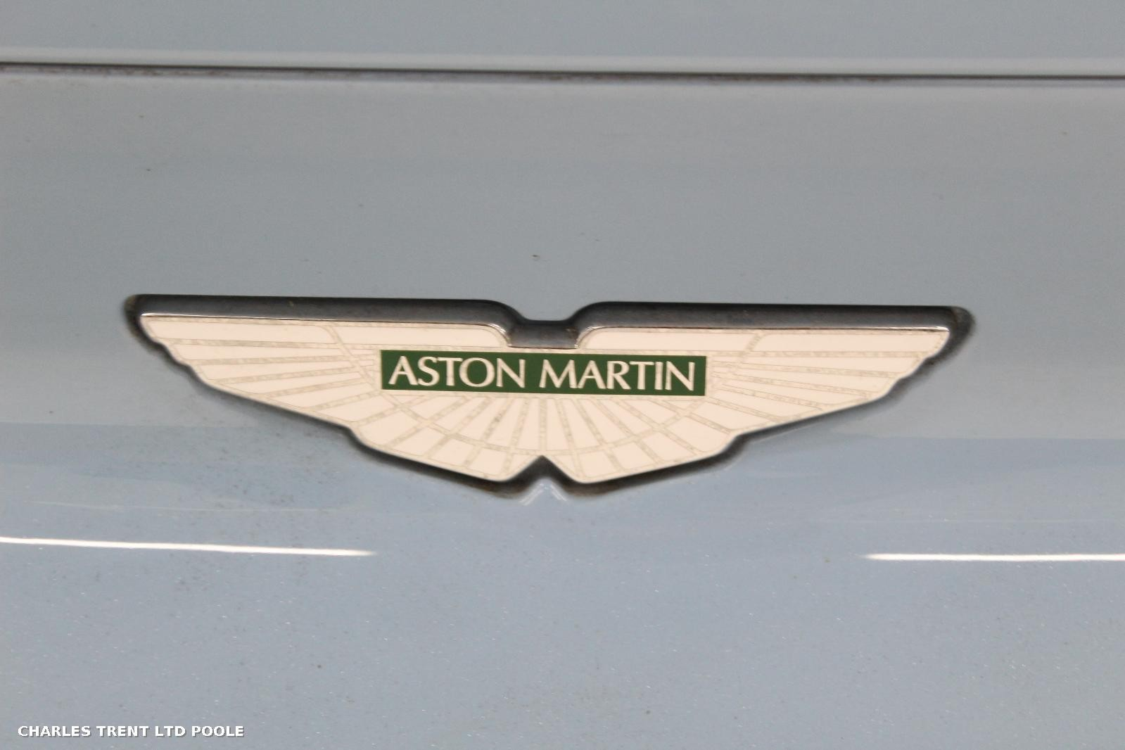 2017 - ASTON MARTIN - DB11 - BOOT LIDS
