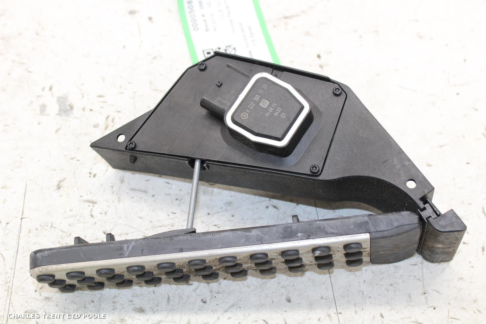 2016 - MERCEDES - CLS CLASS - PEDAL POTENTIOMETER
