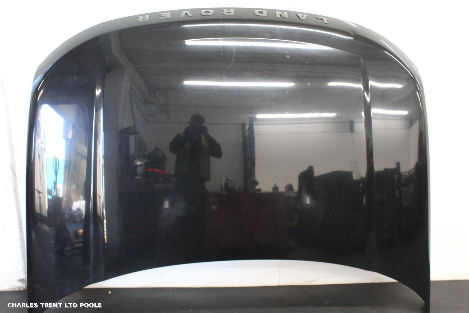2008 - LAND ROVER - DISCOVERY - BONNET