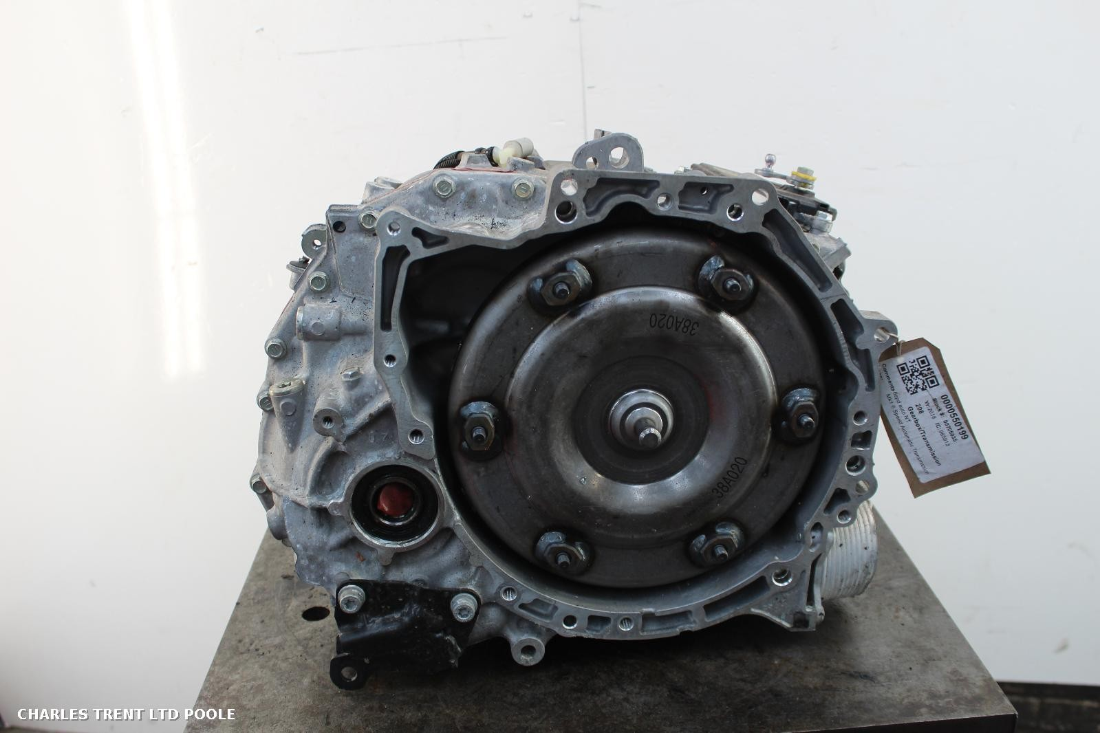 2018 - PEUGEOT - 208 - GEARBOXES / TRANSMISSIONS