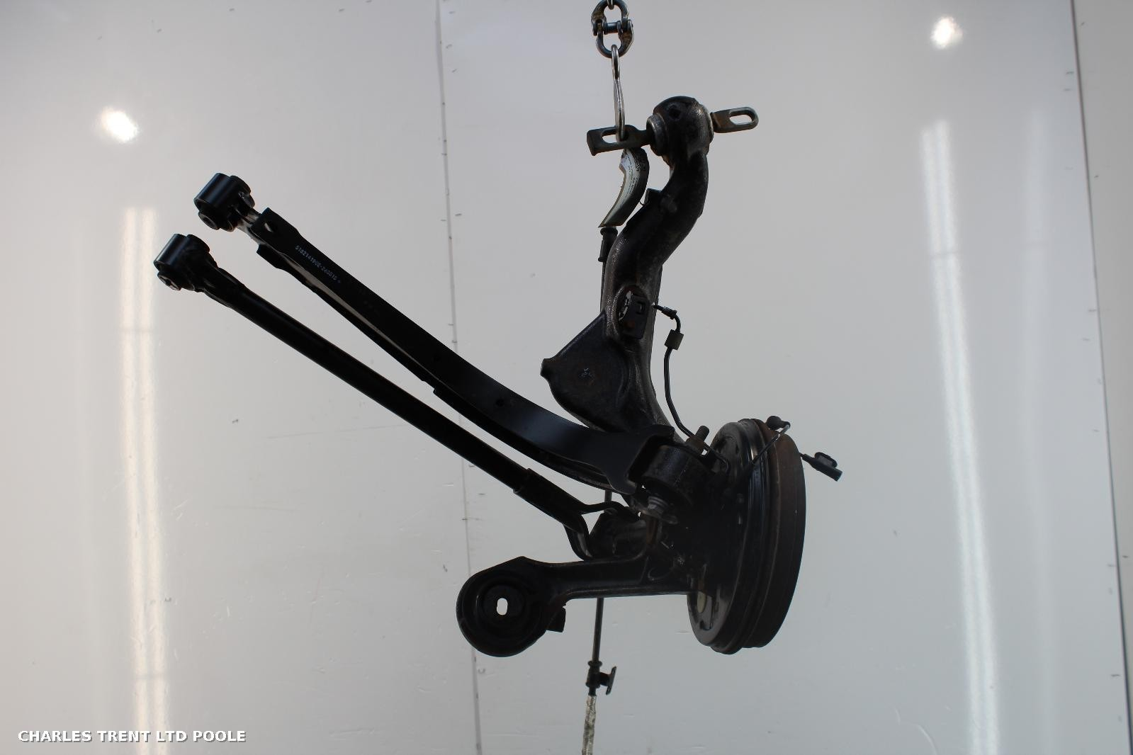 2015 - VAUXHALL - COMBO - STRUTS (REAR - RIGHT / DRIVER SIDE)