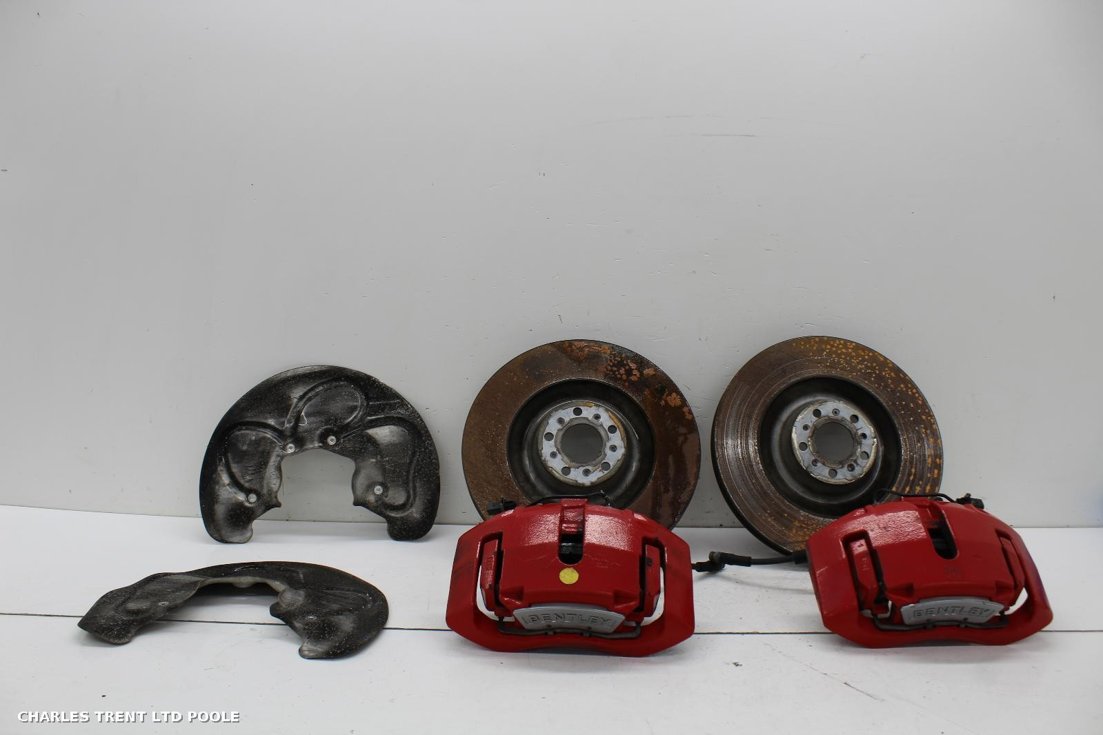 2012 - BENTLEY - CONTINENTAL GT - BRAKE KITS