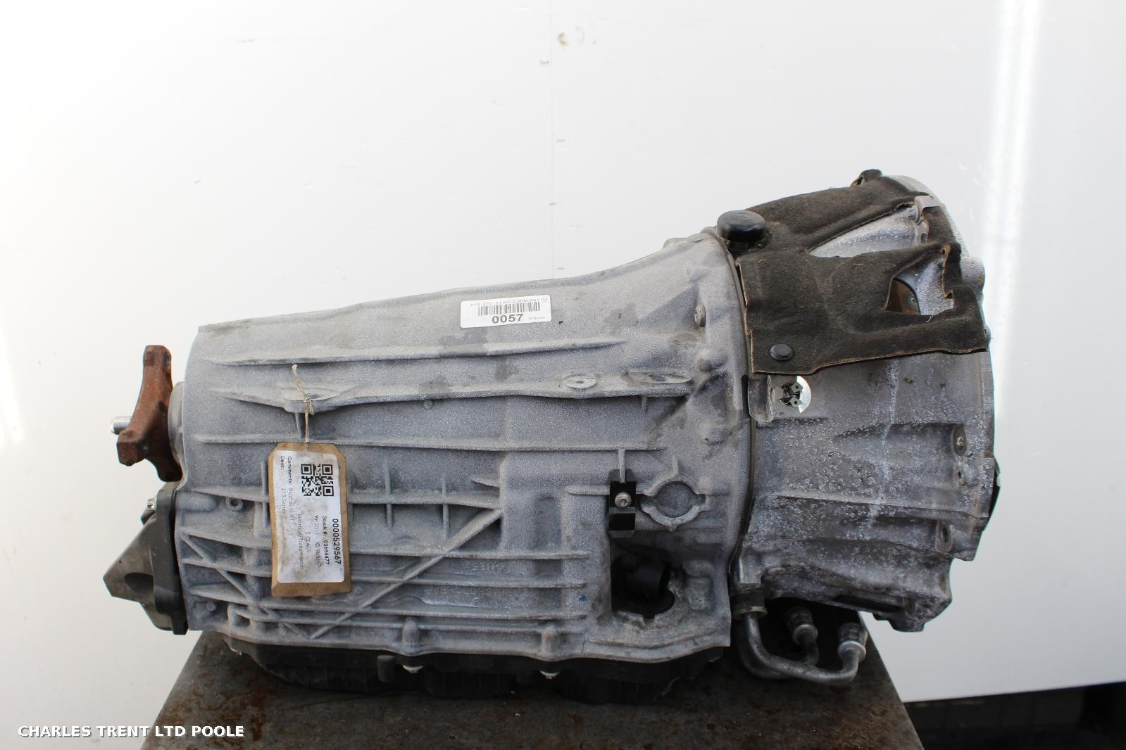 2016 - MERCEDES - E CLASS - GEARBOXES / TRANSMISSIONS