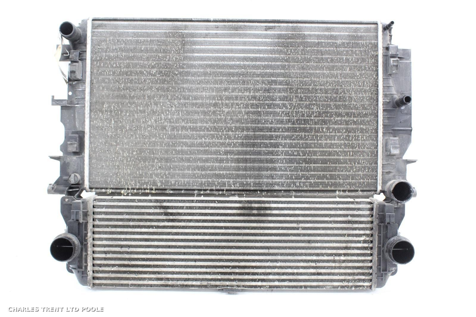 2015 - MERCEDES - SPRINTER - RADIATOR PACK