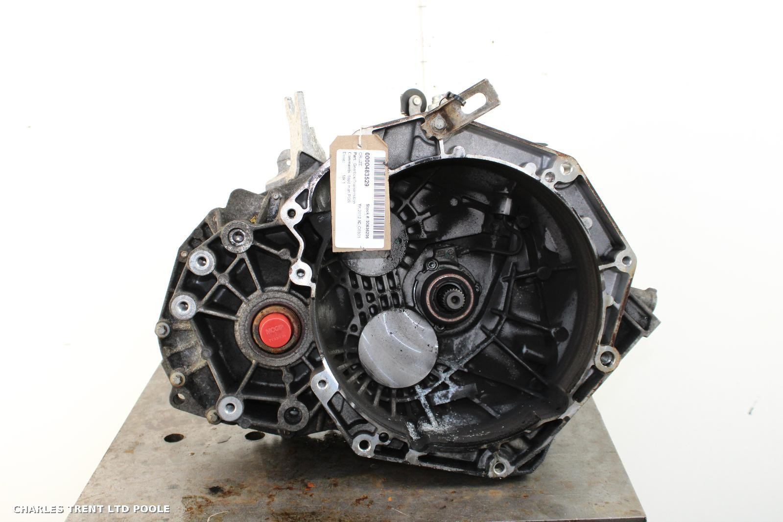 2012 - CHEVROLET - CRUZE - GEARBOXES / TRANSMISSIONS