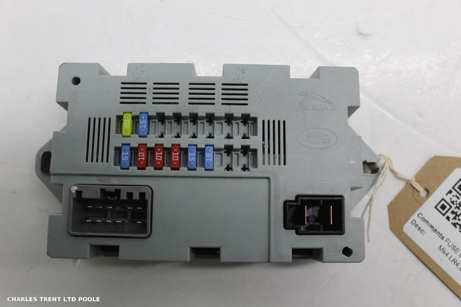 fuse box 2015 - land rover - discovery