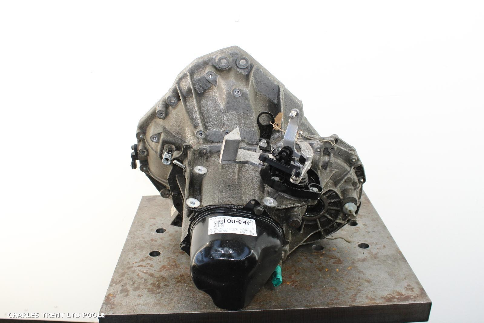 2015 - SMART - FORFOUR - GEARBOXES / TRANSMISSIONS