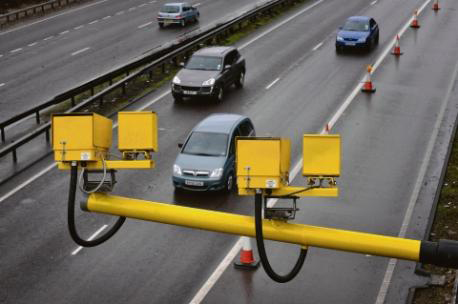 Want To Avoid Speeding Fines? Get Clued Up On Average Speed Cameras