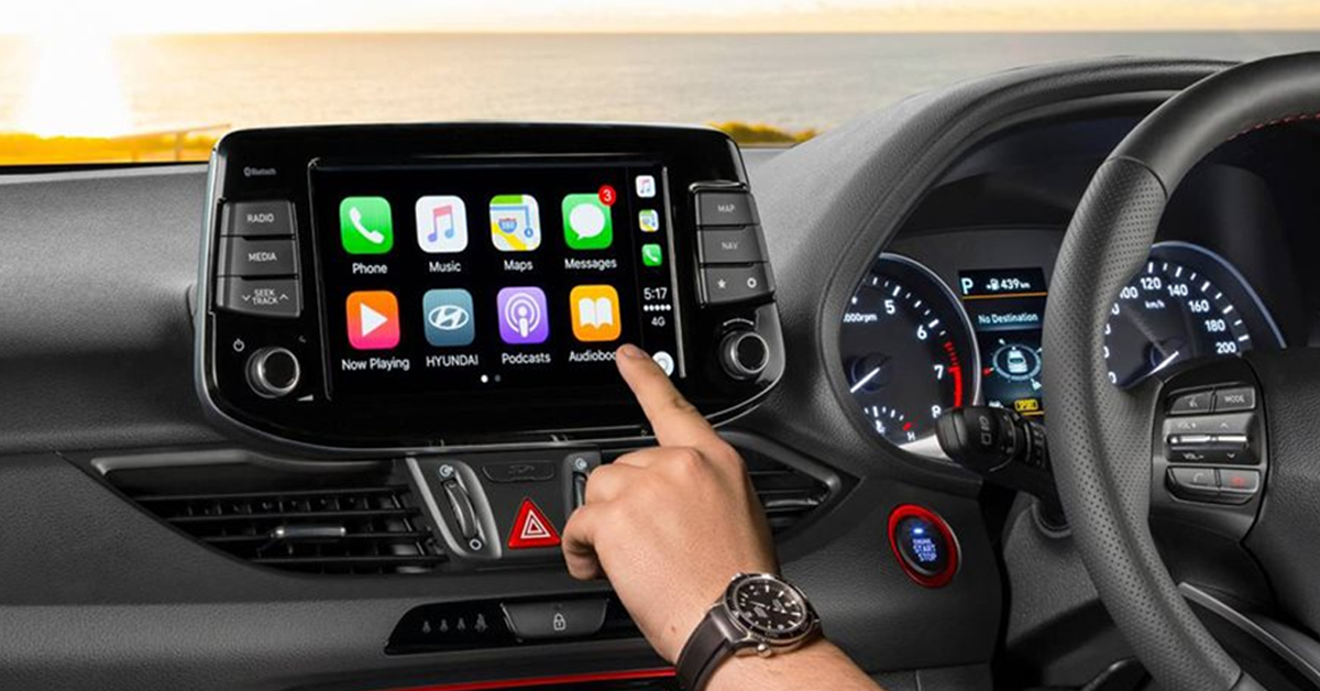 What Is A Car Infotainment System?