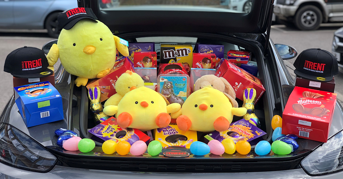 Win A Boot Full Of Easter Goodies In Our Latest Competition