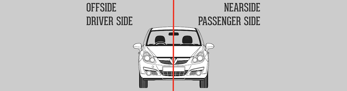 Nearside vs Offside – How to Tell the Difference