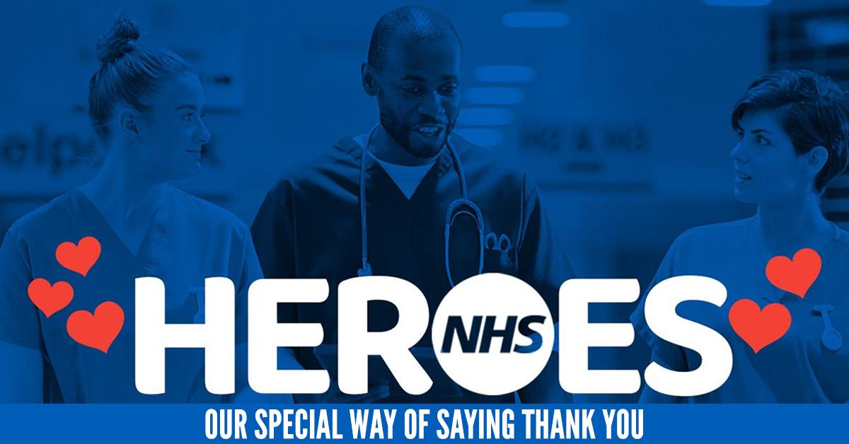 NHS Heroes Discounts