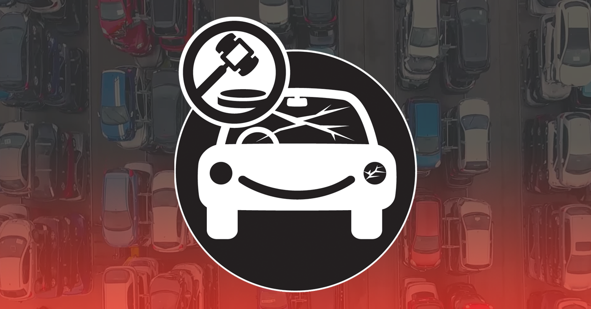 No Cash Payments For Salvage Vehicles