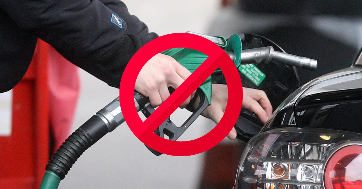 New Petrol And Diesel Car Sales Banned From 2035