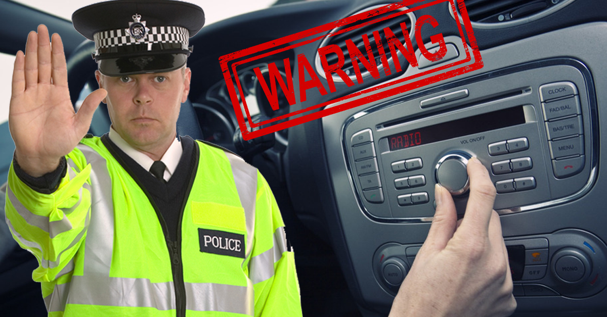 Drivers Playing Loud Music Or Revving Engines To Face £100 Fine