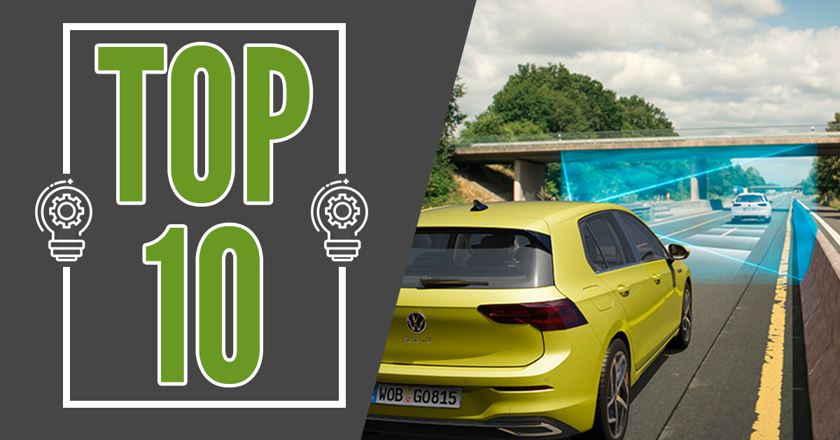 Top 10 Best New Car Technologies Of 2019 Revealed