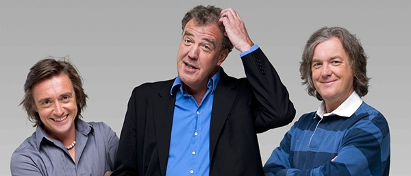 The Name Of Clarkson's New Amazon Prime Show Has Been Announced