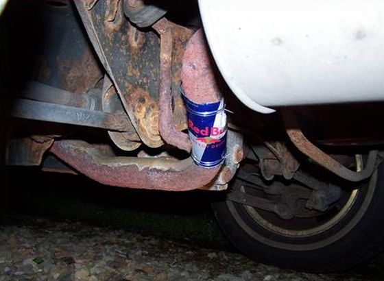 Exhaust-System-Fail