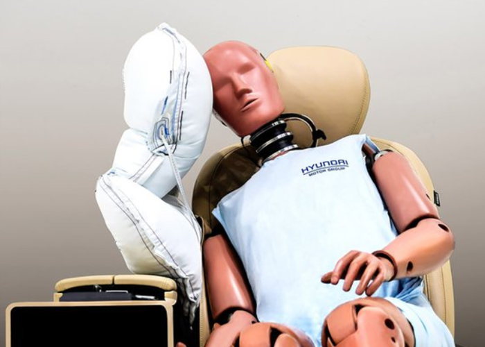 Hyundai Centre Side Airbag
