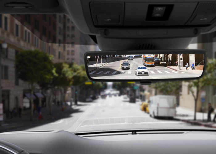 Land Rover ClearSight Rear View Mirror