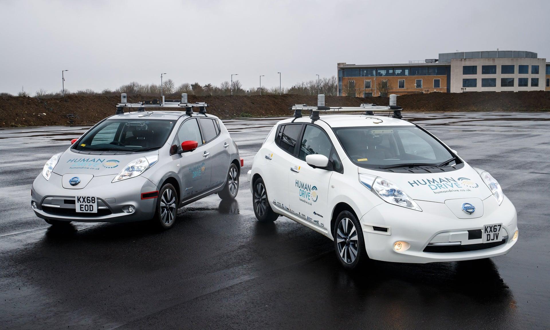 Nissan-Leaf-Self-Driving-Cars