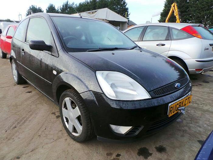 Ford Fiesta Scrap Car