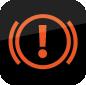 Brake Warning Light Icon