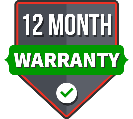Charles Trent 12 Month Parts Warranty
