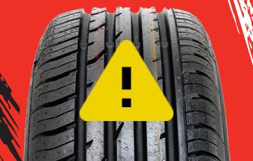 Common Tyre Problems