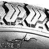 Cut Tyre