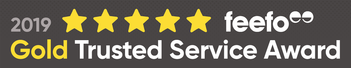 Charles Trent Feefo Gold Trusted Service