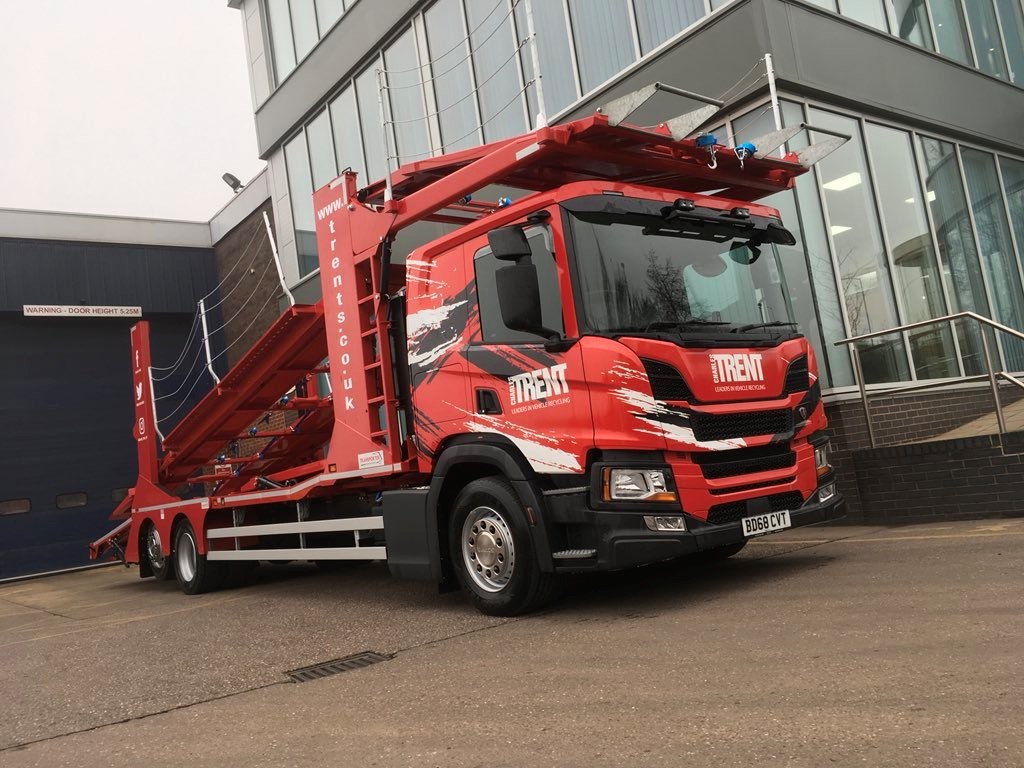 Scania New Generation Truck - 488 - 1