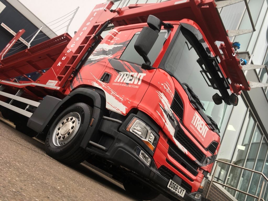 Scania New Generation Truck - 488 - 2