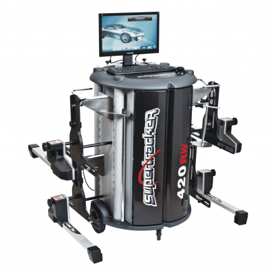 Supertracker Wheel Alignment Check