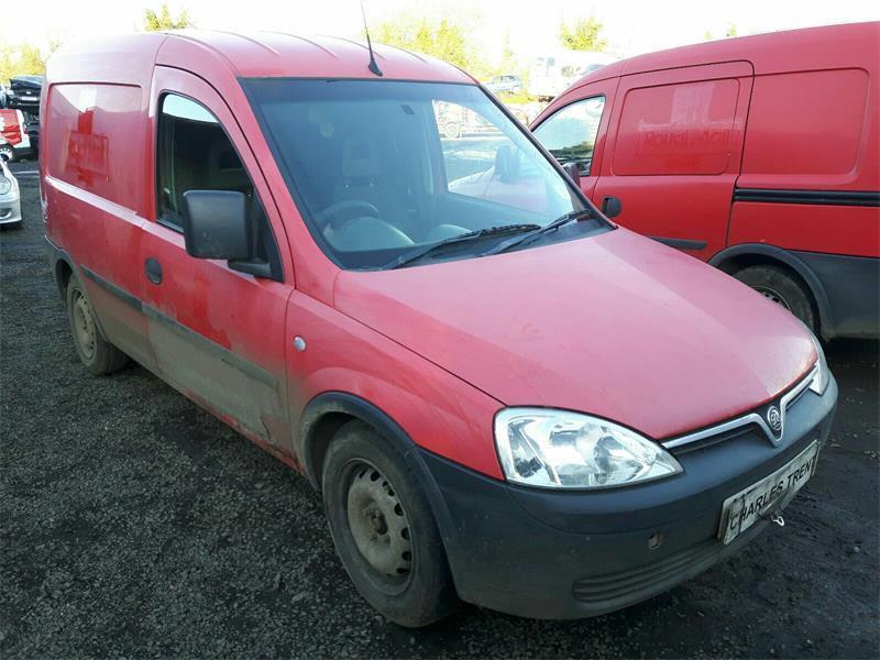 Vauxhall Combo Scrap Van