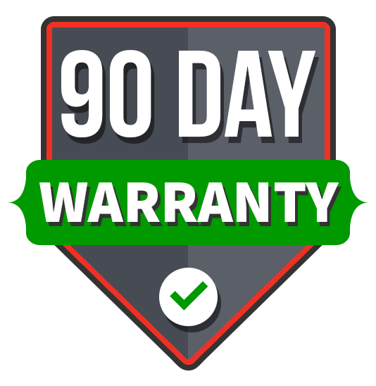 Charles Trent 90 Day Parts Warranty